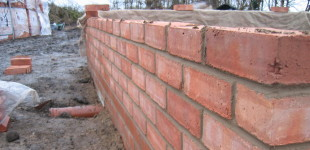 Practical Bricklaying Training
