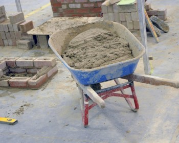retrain as a bricklayer